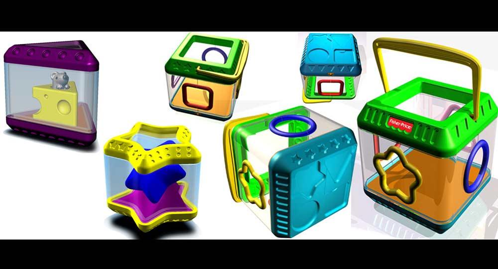 Industrial Design Toys 5